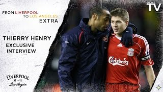 Download Thierry Henry on Steven Gerrard: ″One of the best players that I've seen in my life″ Video