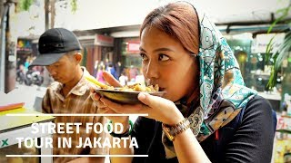 Download THE REAL JAKARTA - STREET FOOD tour in JAKARTA, INDONESIA Video