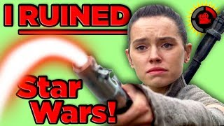 Download Film Theory: How Star Wars Theories KILLED Star Wars: The Last Jedi! Video