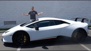 Download Here's Why the Lamborghini Huracan Performante Is the Best Lambo Ever Video
