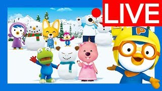 Download [Live] ★Pororo's Best Moments★ | Kids animation | Kids live | Nursery Rhymes Video