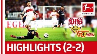 Download Relegation Battle 2019 - Union Berlin Shocks VFB Stuttgart - Gomez Goal Is Not Enough - Highlights Video