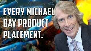 Download Every Single Product Placement in the Films of Michael Bay Video
