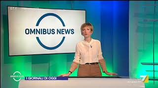 Download Omnibus News (Puntata 07/01/2018) Video
