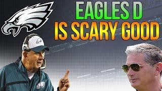 Download The Philadelphia Eagles Defence is ELITE - The Fear of Jim Schwartz Video
