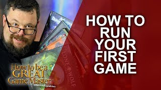 Download How to be a Good DM - Running Your First Game - DM Tips Video