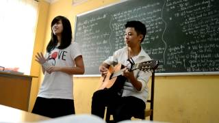 Download Thu cuối guitar cover - JB ft Oanh Oanhh Video