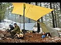 Download The Soggy Saga of Joe and Co. or.. Tarp Camping in the Snow with Friends. Video
