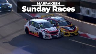Download Real racing in WTCR Marrakech races 2 and 3 with Tom Coronel Video