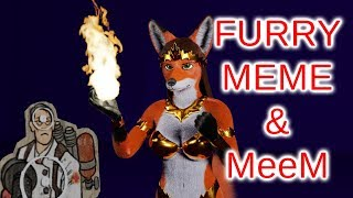 Download FURRY FIRE PRINCESS and the MEME & MeeM Video