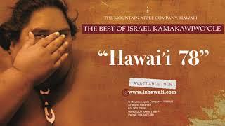 Download OFFICIAL Israel ″IZ″ Kamakawiwoʻole - Hawaiʻi '78 Video