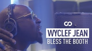 Download Wyclef Jean - Bless The Booth Freestyle Video