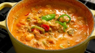 Download Ground Soybean Stew (Kongbiji-jjigae: 콩비지찌개) Video