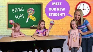 Download New Kid at Toy School with Addy Maya & Avery Video