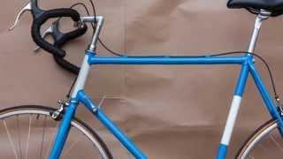 Download Vintage road bike restoration Video