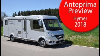 Download Anteprime Camper 2018: Hymer - Motorhome Preview 2018: Hymer Video