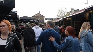 Download Camden Town Market Tour - London Video