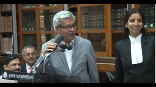 Download Lecture of Mr. Justice R.F. Nariman, Judge Supreme Court of India at SCBA, Part-1 Video