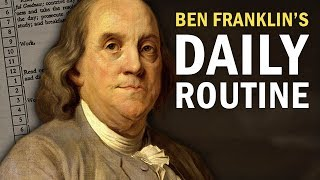 Download How Ben Franklin Structured His Day Video
