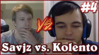 Download Savjz vs. Kolento (Ladder Encounter #4 - Dual POV) Video