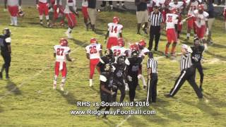 Download RHS vs Southwind 2016 Video