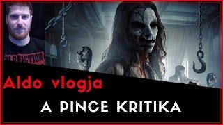 Download Aldo vlogja: A Pince / The Basement (2017) - Új magyar horror! (Filmkritika) Video