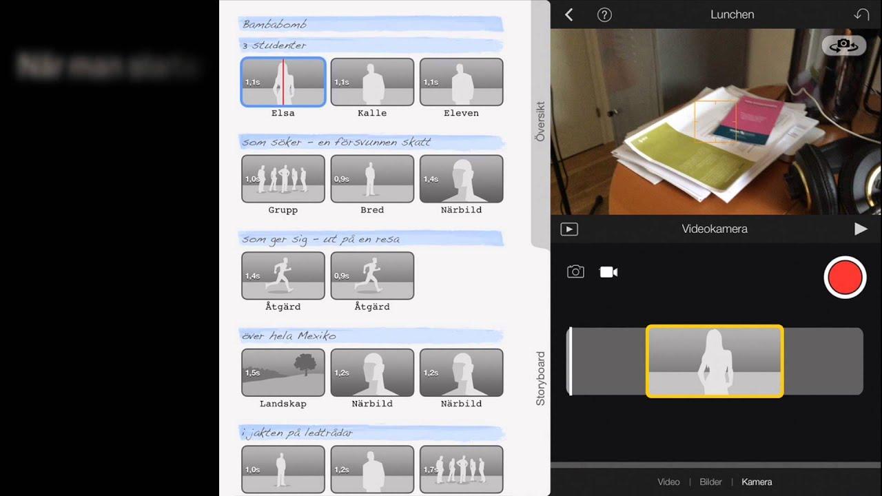 Stream iMovie trailer How to #643844 on Akefk