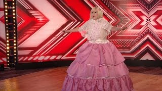 Download The X Factor UK 2016 Week 2 Auditions Sada Vidoo The Human Doll Full Clip S13E04 Video