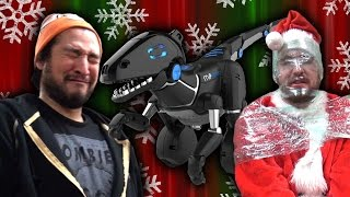 Download RAGING ROBOTIC DINO - MiPosaur | Toy Chest Christmas Special Video