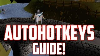 Download How to use AHK on ″Oldschool Runescape 2007″ | AutoHotKey Guide and Scripts Video