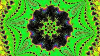 Download Mandelbrot zoom 10^49 - Legendary color palette #1 : Phantom minibrot Video