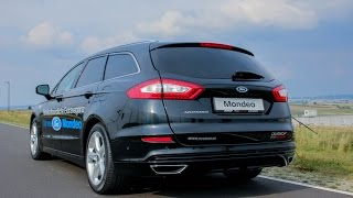Download Im Test: Ford Mondeo Turnier Titanium 2.0 TDCi - The ProbefahrtBlog Video