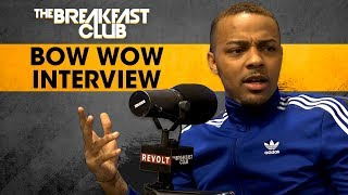 Download Bow Wow Talks #BowWowChallenge And Addresses Rumors In His Last Radio Interview Video