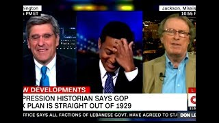 Download Historian Hilariously Talks Over Trickle-Down Shill Video