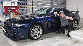 Download Got an R33 GTR in JAPAN! Video