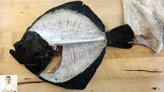 Download Beer Tempura Turbot | Easy To Do Fried Fish Video