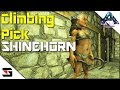 Download ARK: Aberration #4 Shinehorn Tame & Climbing Pick ARK: Survival Evolved Video