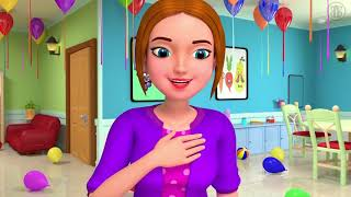 Download Fantasy Cartoon Refrigerator | + More Kids Songs | Billion Surprise Toys Video