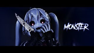 Download │ммd│Monster - Full Motion Video