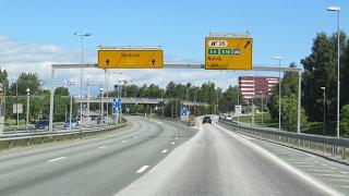 Download Norway: E6 through Trondheim Video