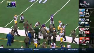 Download Green bay Packers vs Minnesota Vikings Week 12 Highlights NFL Video
