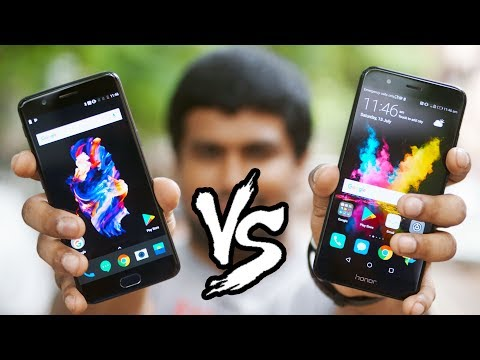 hqdefault OnePlus 5 vs Honor 8 Pro - What's BEST for You? Technology