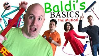 Download BALDI'S BASICS: THE MUSICAL (Live Action Original Song) Video