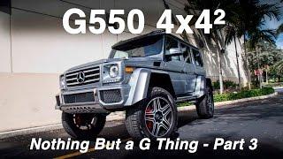 Download Mercedes-Benz G550 4x4² - A G-Class Introspective Video