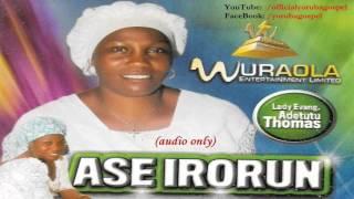 Download Evang Adetutu Thomas - Ase Irorun [Official Yoruba Gospel] Video