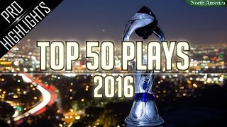 Download TOP 50 PLAYS NA LCS PLAYS IN 2016 | Year Recap Video