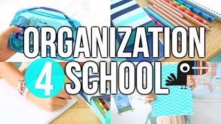 Download How To Be Organized This School Year! Video