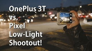 Download OnePlus 3T vs. Pixel Camera Low-Light Comparison + DIY Chicken Alfredo! Video