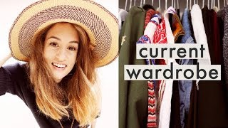 Download Current closet (since I quit my capsule wardrobe) Alli Cherry Video