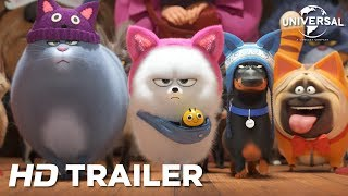 Download The Secret Life of Pets 2: Main Trailer (Universal Pictures) HD Video